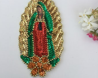 Virgen de Guadalupe, Madonna di Guadalupe, Mexican Catholic Holy
