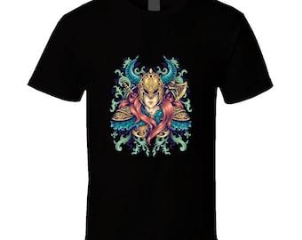 Warrior Goddess T Shirt