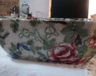 Leighton pottery B.& I 7Sn1 Chinese Rose