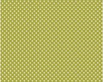 TILDA - Dottie - Grass Green - 1/2 yd x 54""