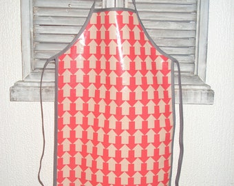 Waterproof apron for cooking, painting-3 to 6 years