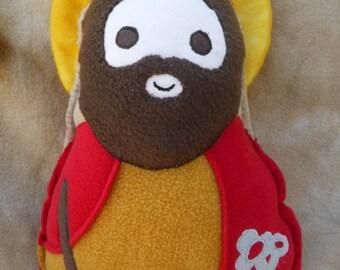 Saint Doll St Peter Soft Catholic Religious Toy