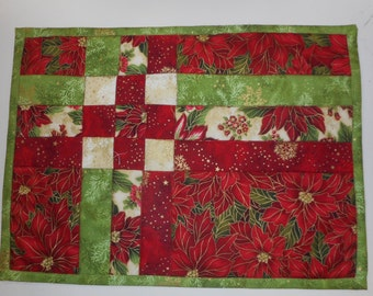 Christmas placemats -REDUCED - 4.99 EACH
