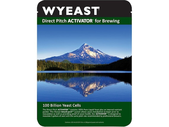 Home Craft Beer Brewing Wyeast Activator 3056 Bavarian Wheat Blend Liquid Beer Making Yeast