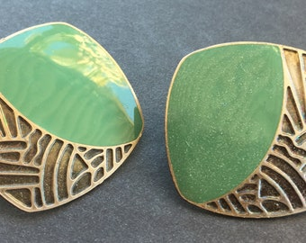 Mid-century Modern Earrings