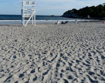 Sand and Beach- Photograph