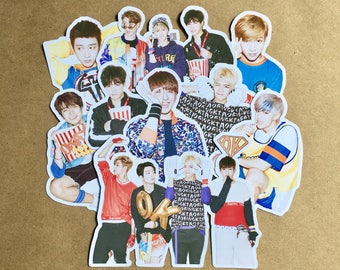 Got7 Just Right Stickers