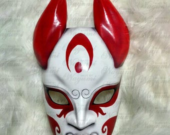 Blood Moon Diana Mask - League of Legends - Cosplay