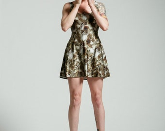 Squirral Squall Skater Dress - Free Shipping