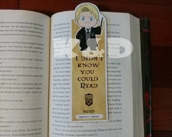 Regular Bookmark . I didn't know you could read