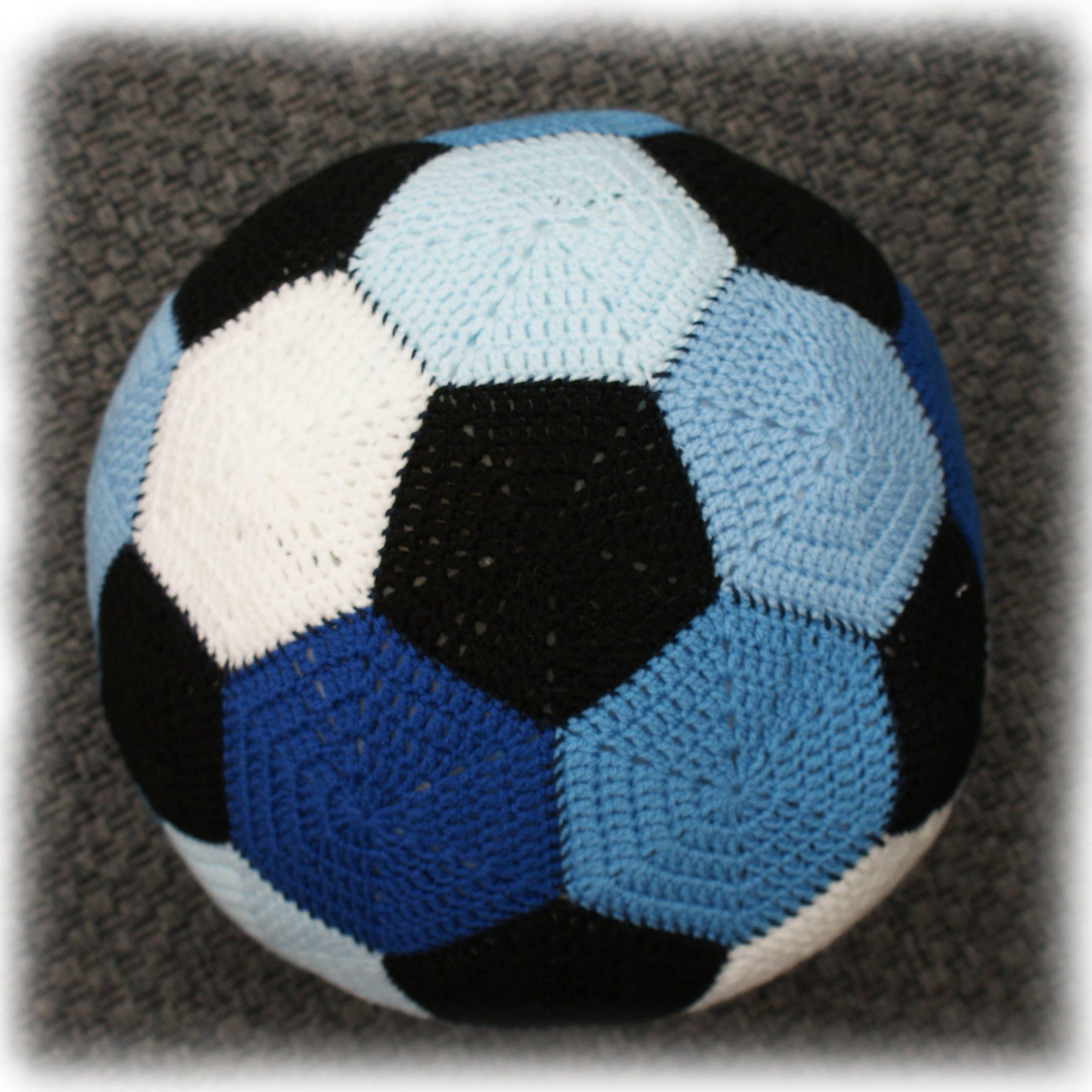 Fine Soccer Ball Crochet Pattern Image - Sewing Pattern for Wedding ...