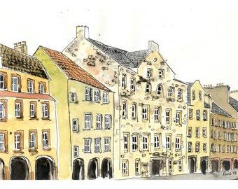 Edinburgh Arches