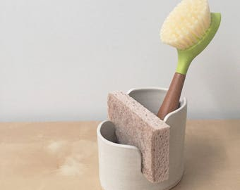 Sponge Brush Holder