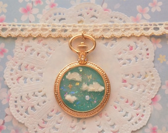 Magical Sky Cloud Choker