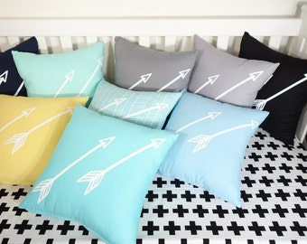 Arrow cushions