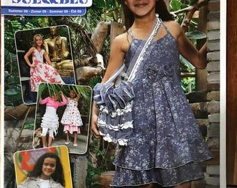 Sue & Blu Fashion Magazine Summer 2009