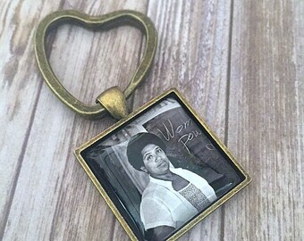 Audre Lorde, Key Chain, Keychain, Sister Outsider, Feminist Authors, Women Authors, Black Authors, Zami