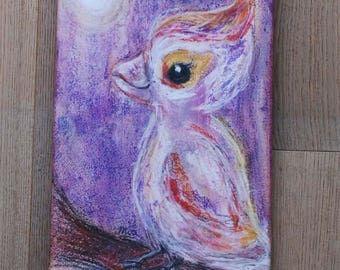 Kakadu Printing on canvas