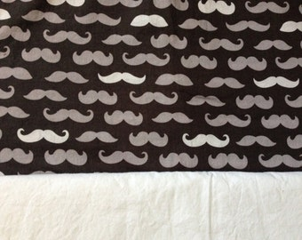 Mustache Baby Infant Toddler Girls Dress  You Pick Size