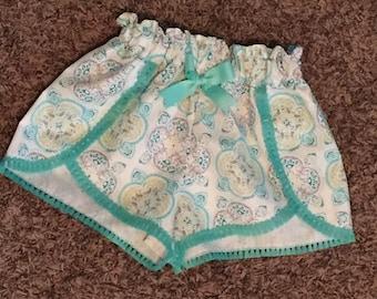 Cute Shorts with Fringe