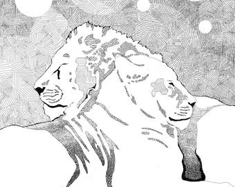 Pride PDF Printable Art