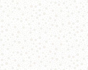 Morning Mist III Multi Dots - Blank Quilting - Fabric by the yard