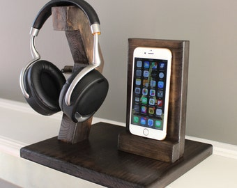 Phone Dock Headphone Dock Phone Charging Station