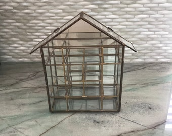 House Mirror Shadow Box