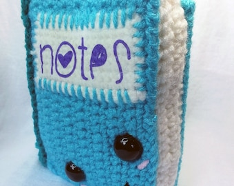 Amigurumi Notebook Plushie