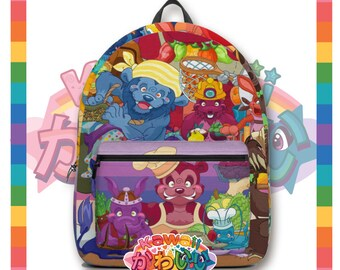 Kawaii Universe - Cute Amazing Animals A to Z Designer Travel Bag / Backpack