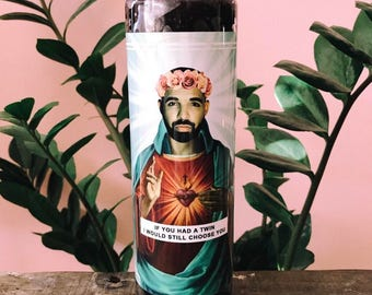 Saint Drizzy Prayer Candle