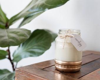 Bespoke Upcycled Soy Candle Medium