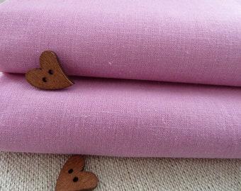 pink linen shorts for Emma 1st installment