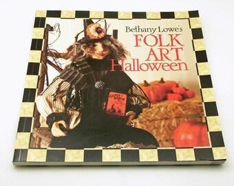 Bethany Lowe Halloween Folk Art Projects Patterns