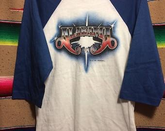ALABAMA SHIRT // NWT // 1991 // X-Large // Alabama Shirt // Alabama T-Shirt // Alabama Band // Alabama Shirt // Alabama // Band Shirt // 90s jIwji9