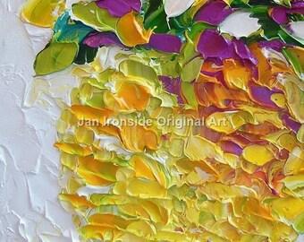 Original art, Pineapple, Painting, Oil paintings , Original oil painting , fine art,