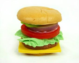 Super Burger Soap Set - Goat's Milk Soap