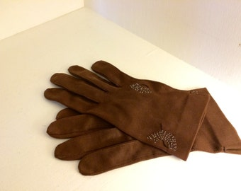 HarkCollections Vintage Aris of Paris beaded gloves