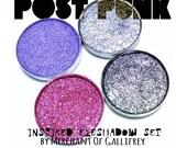 Post-Punk inspired eyesha...