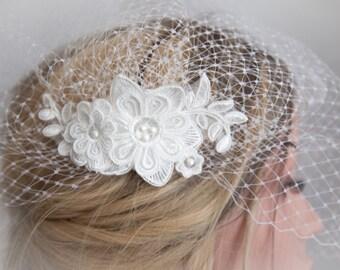 Birdcage Wedding Veil, Birdcage Veil