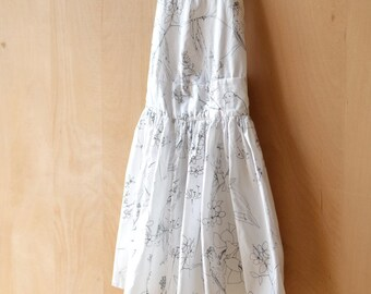Summer dress for girl, dress summer dress girl dress with strapless gown ceremony