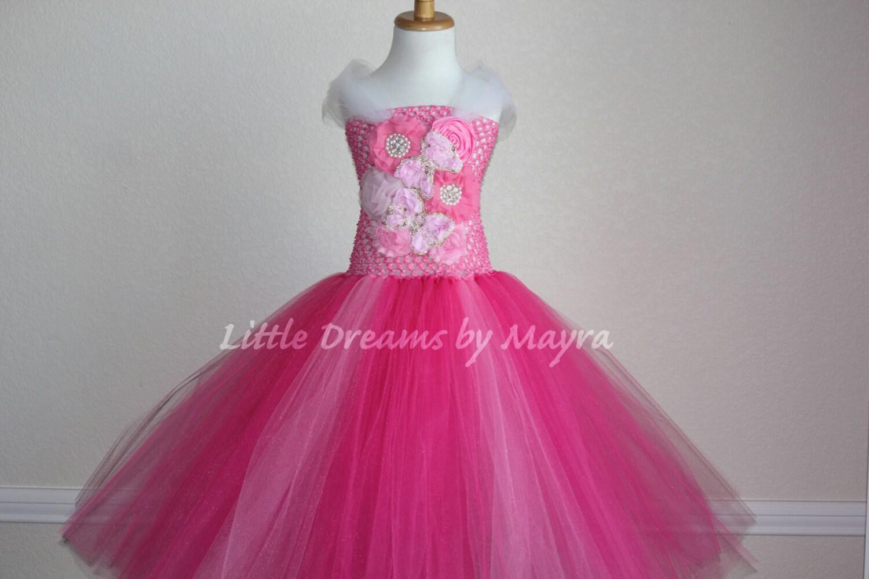 Vestido de Princesa Aurora Vestido de mariposas talla recien