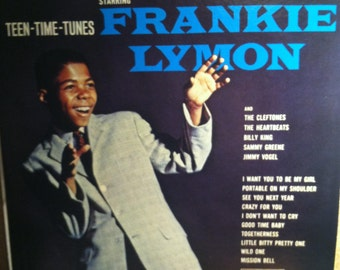 Frankie Lymon Rock N Roll Party The Cleftones The Heartbeats Billy King Vinyl Record Album
