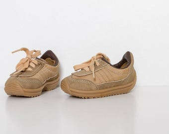 vintage 80s baby boy shoes | 1980s retro sneakers