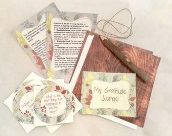 Gratitude joirnal -- gratitude planner