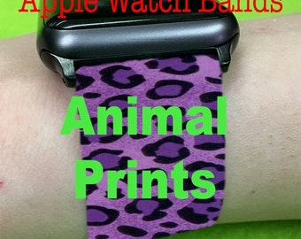Apple Watch Bands 42mm - Animal Prints