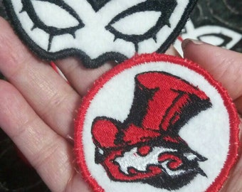 Persona 5 Patches