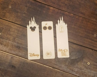 Disney & Harry Potter Bookmarks