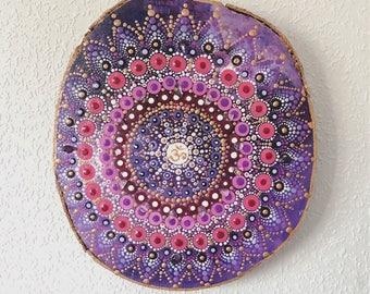 Powerful Mandala with crystals | FREE SHIPPING