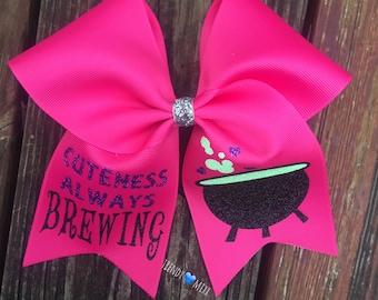 Cuteness brewing bow